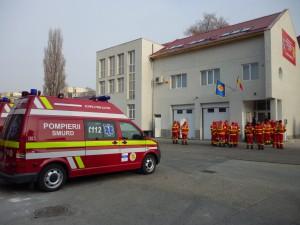 Centrul de formare SMURD Cluj