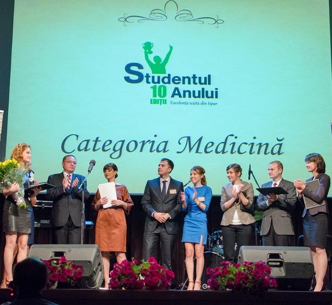 Gala Studentul Anului 2013 - premiere