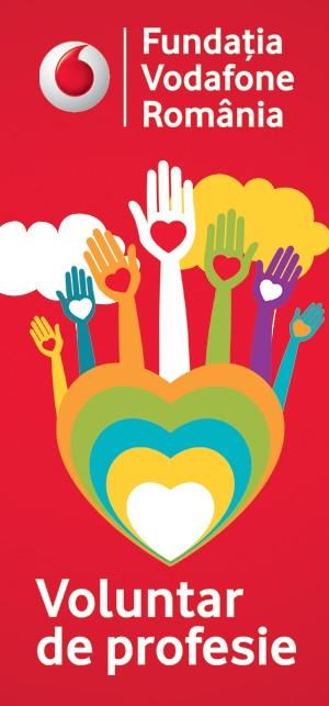 Fundatia Vodafone - Voluntar de profesie