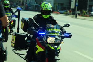 Moto SMURD Iasi
